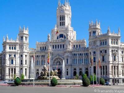 Madrid Edificio Correos
