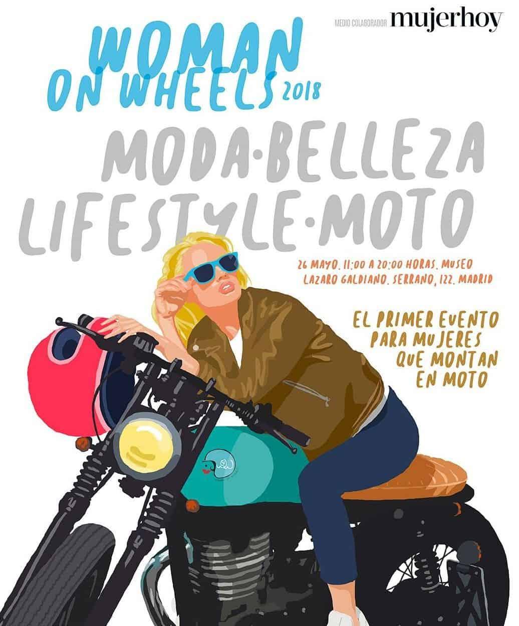 Women on wheels modified