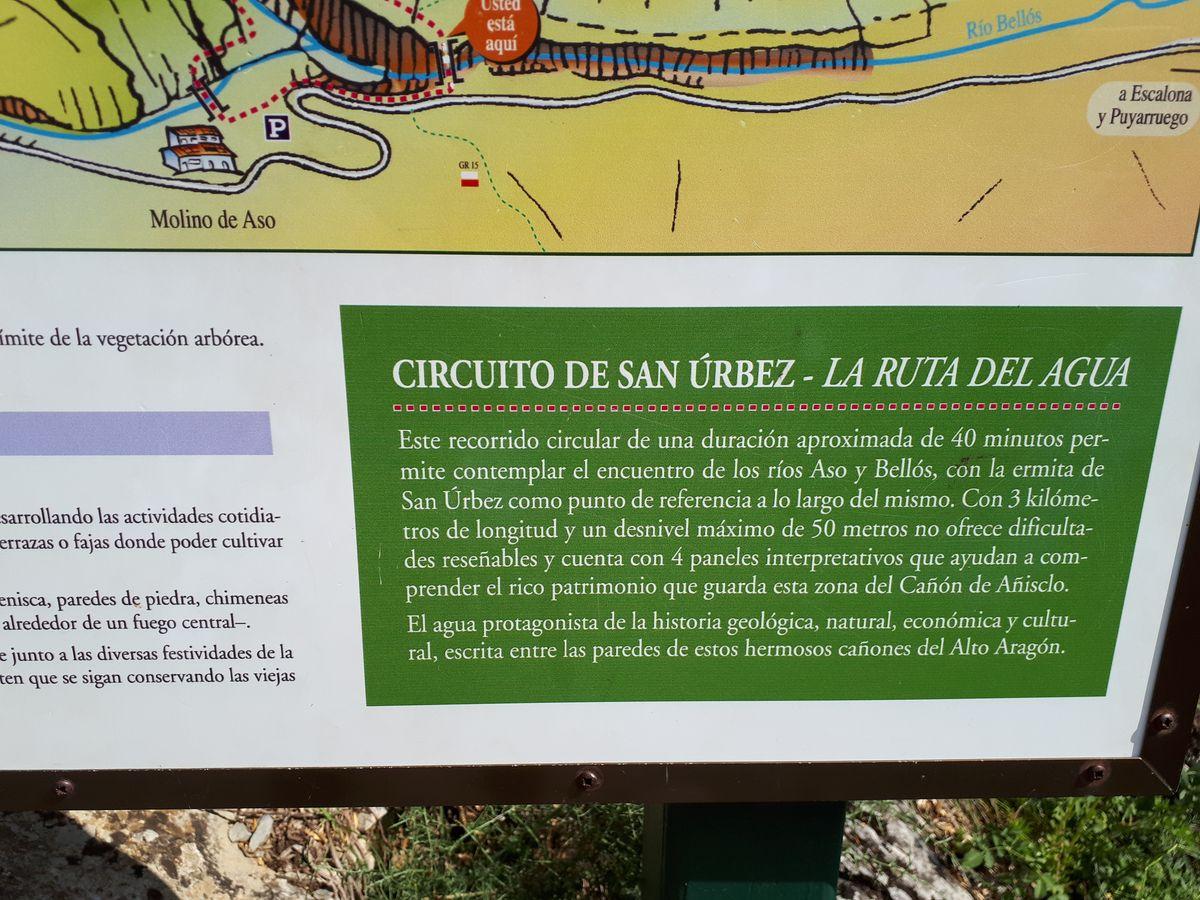 Cañon_de_Añisclo_circuito_de_San_Urbez_ruta_del_agua
