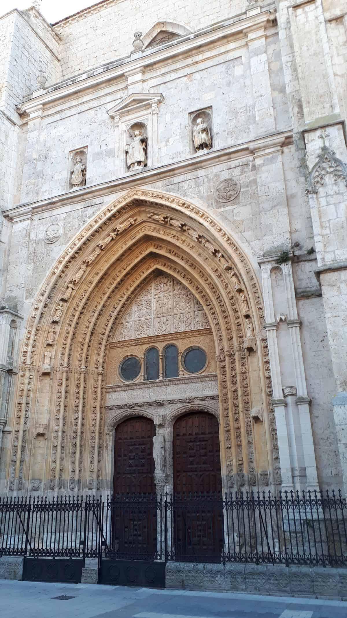 La_catedral_de_Palencia