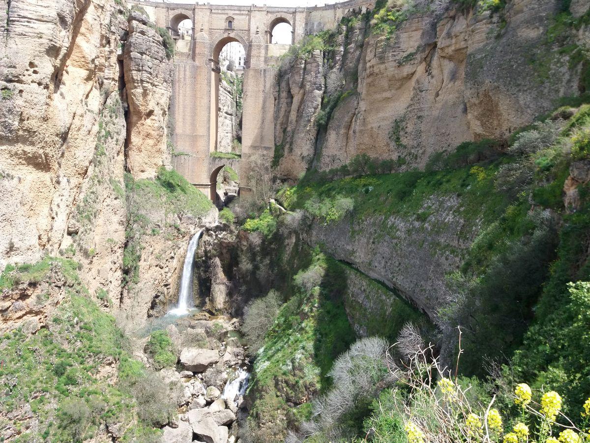 El_puente_nuevo_de_Ronda