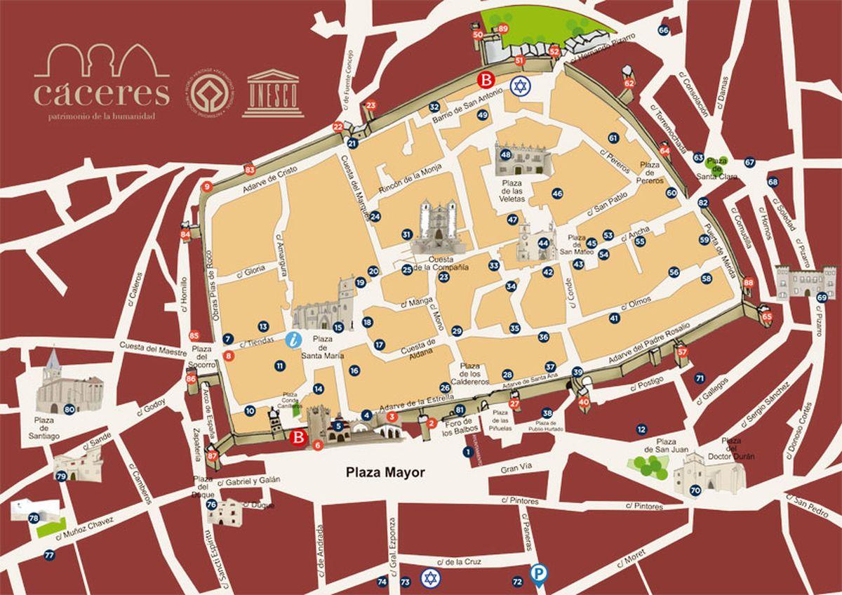 Plano_ciudad_de_Cáceres