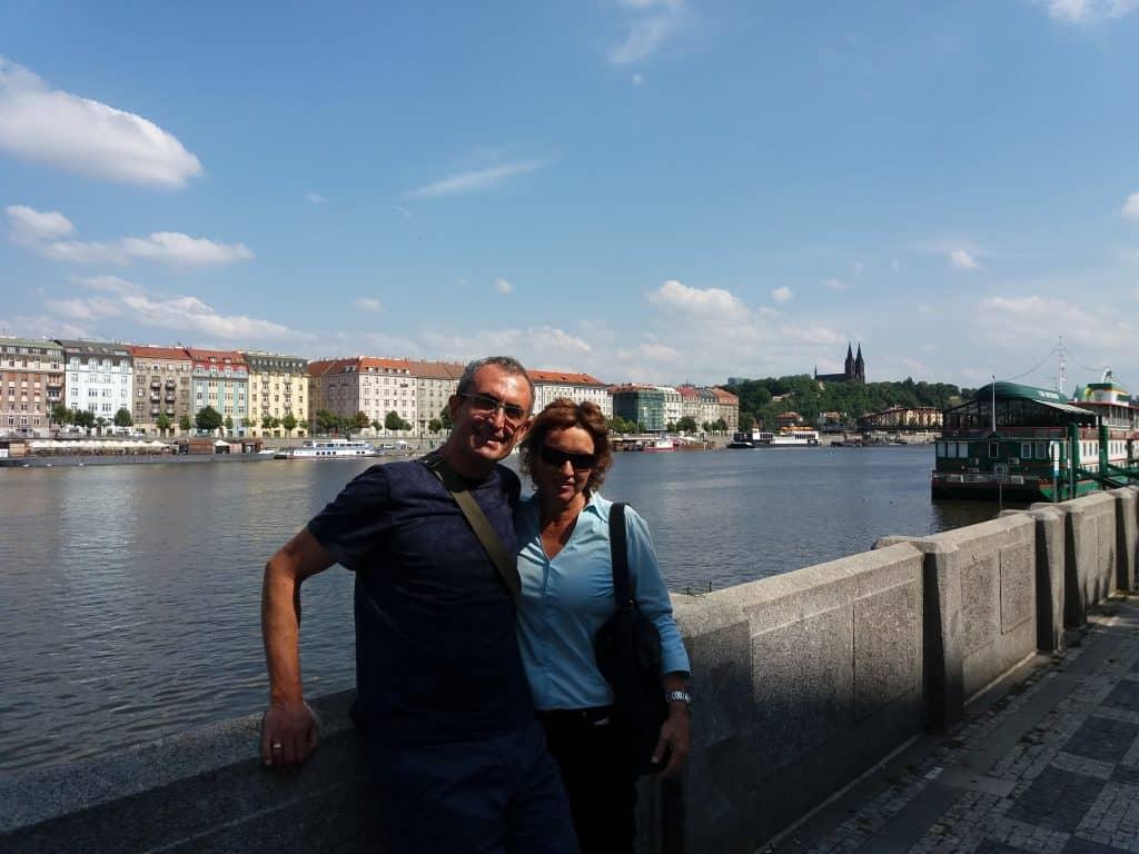 la Ciudad de Praga