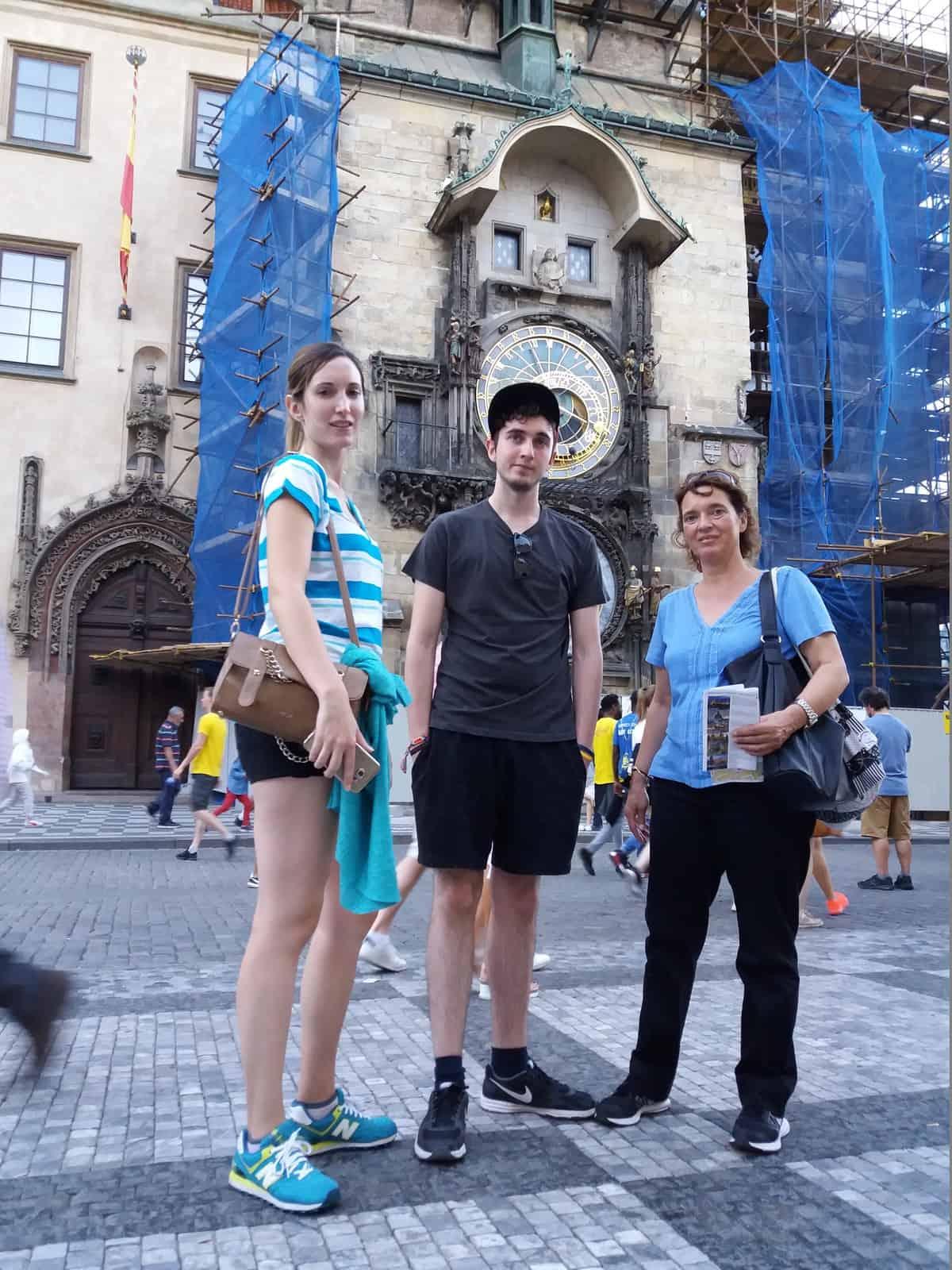Reloj de la Ciudad de Praga