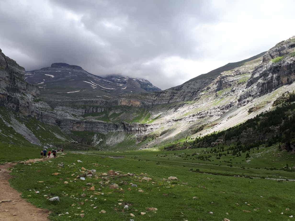 Ordesa-Pirineo-Circo-de-Soaso