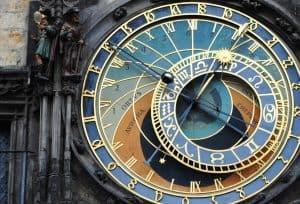 Reloj Astronómico de Praga.