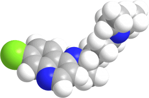 Chloroquine_3D_structure