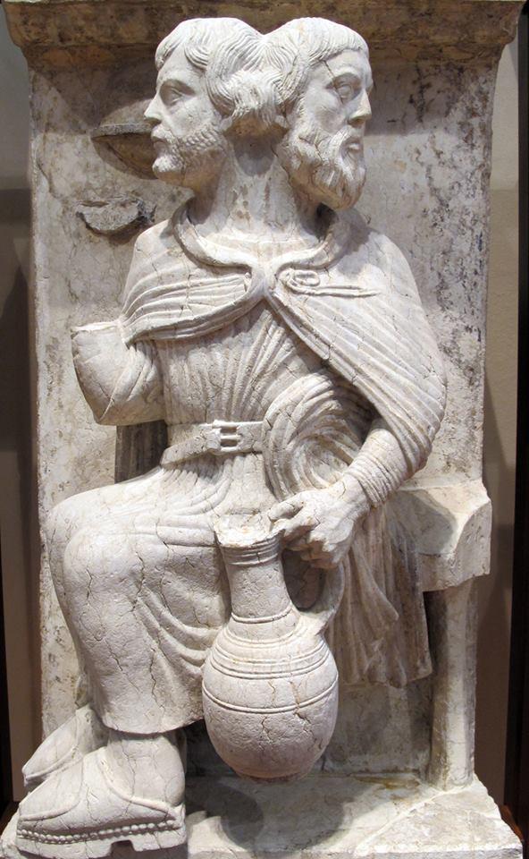 El_dios_Jano_de_la_mitología_romana