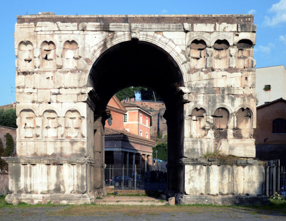 arco_de_Jano_en_Roma