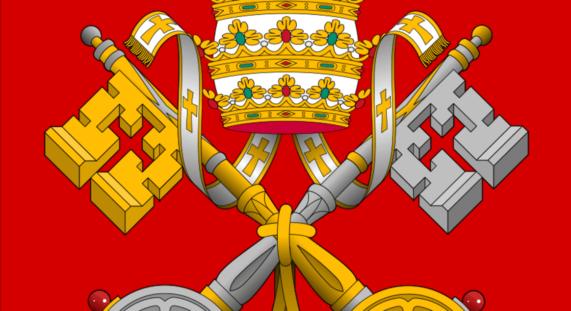 Escudo_pontificio_llaves_de_Jano