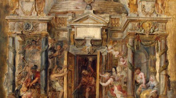 Templo-de-Jano-Rubens-1577-1640