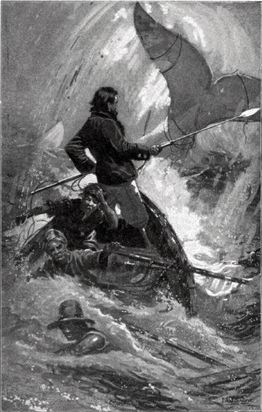 Moby Dick_y_el_capitan_Akab