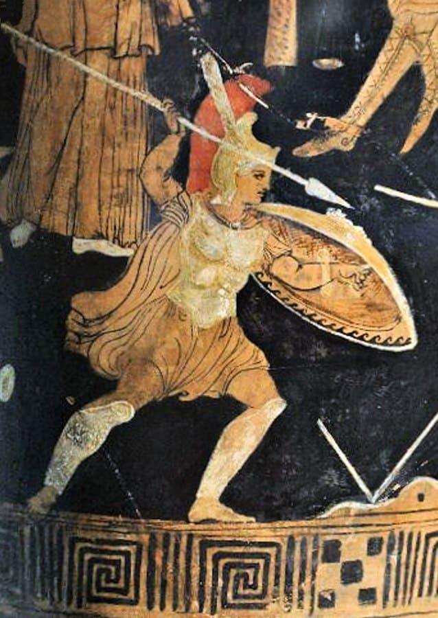 Achilles_fighting_against_Memnon_Leiden_Rijksmuseum_voor_Oudheden