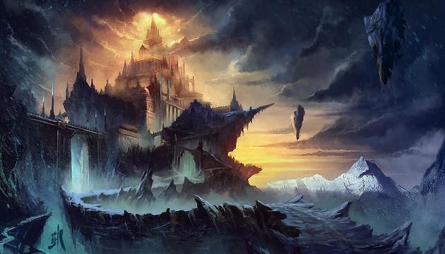 el-reino-de-los-elfos-oscuros-y-los-enanos-Yggdrasil