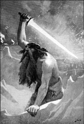 la-espada-flamígera-del-gigante-Surt-marcosplanet