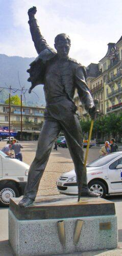 Freddy-Mercury-estatua-Montreaux