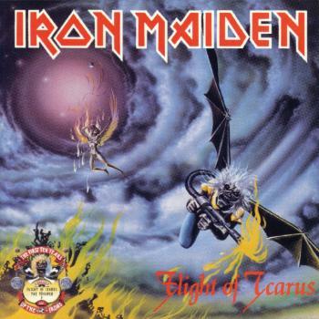 portada-del-LP-Flight-of-Icarus-de-Iron-Maiden