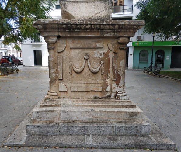 pedestal-altar-templo-concordia-Mérida
