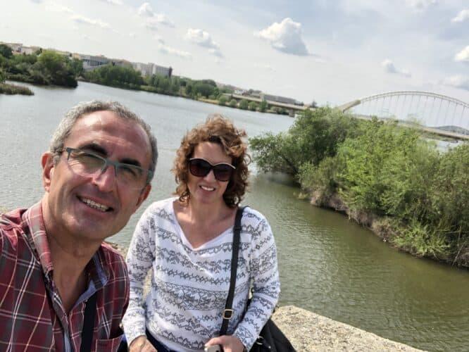 puente-romano-de-Augusta Emérita-y-puente-nuevo