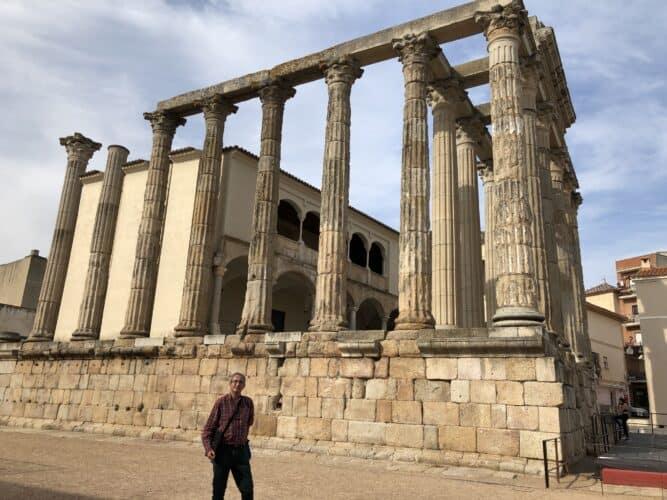 templo-de-Diana-Mérida-Badajoz-marcosplanet
