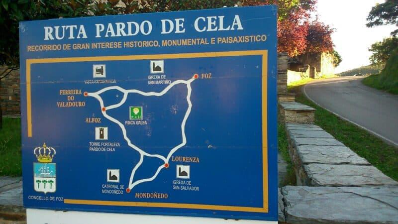 cartel-ruta-Pardo-de-Cela